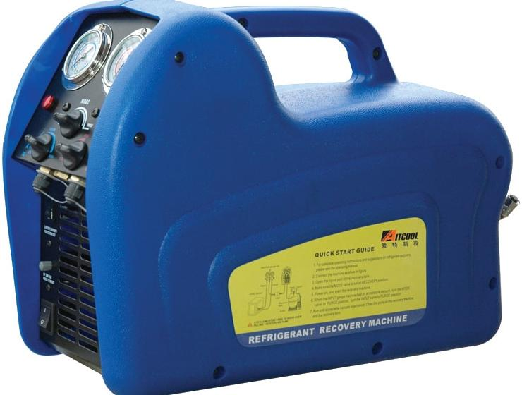 REFRIGERANT RECOVERY UNIT