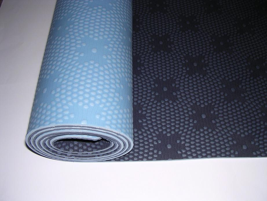 Ky 113 D Tpe Yoga Mats 100 Non Pvc And Environment