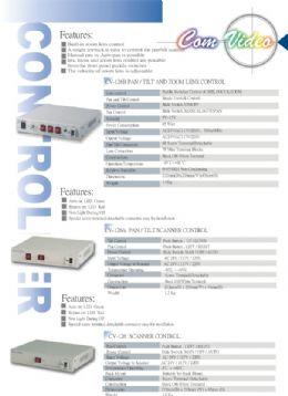 cv 126a cv 126a pan tilt scanner control tradeasia global
