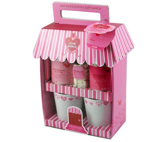 Hot Chocolate Love Shack Gift Set