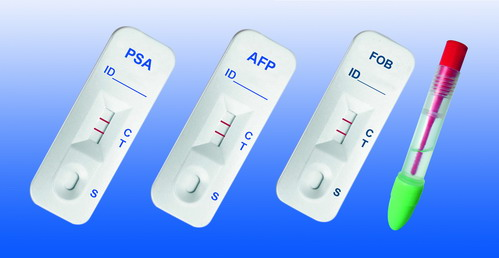 Why is the prostate-specific antigen test done?