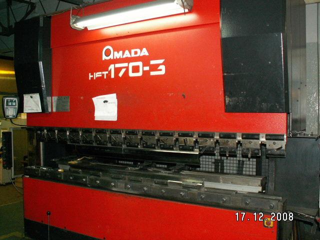 Press Brake AMADA HFT 170-3, Press Brake AMADA HFT 170-3