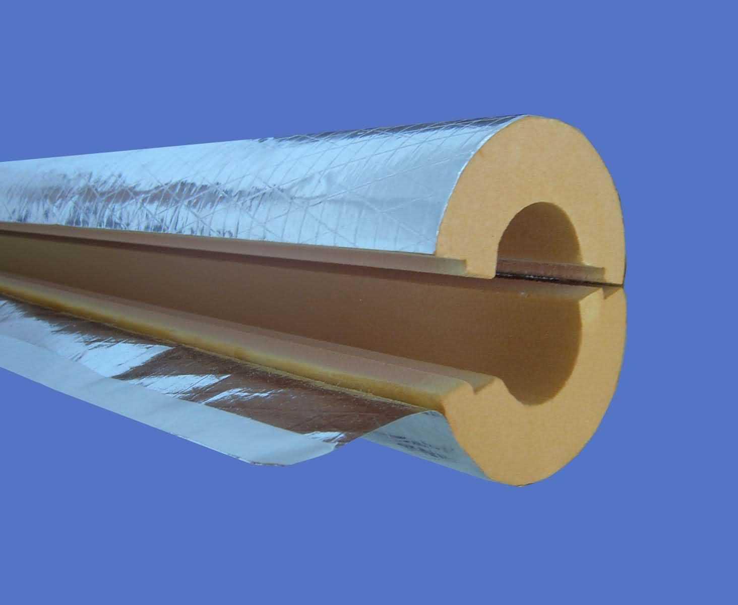 Phenolic Foam Insulation : Phenolic foam pipeline insulation products tradeasia
