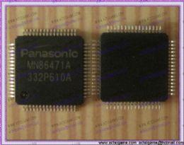 PS4 PS3 HDMI transmitter chip mn86471A,mn864709,mn8647091 repair parts