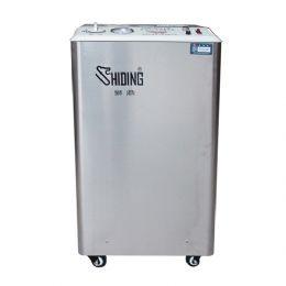 vertical spray paint teflon water jet flow aspirator vacuum pump with reactor/rotary evaporator