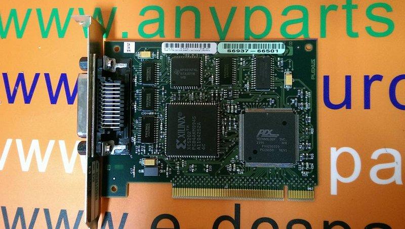 HP PCI HP-IB CARD REV B 82350-66501 S6937-66501