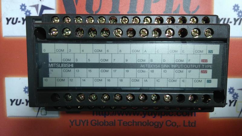 Hd Distributors Thailand Co Ltd Mail: MITSUBISHI TERMINAL BOARD A6TBXY54, A6TBXY54