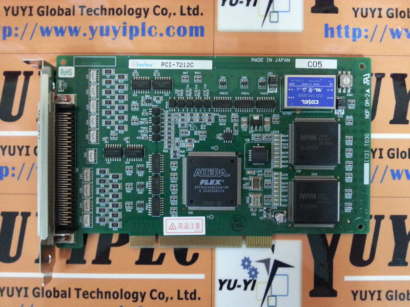 Data Acquisition Card : Interface pci c daq data acquisition card