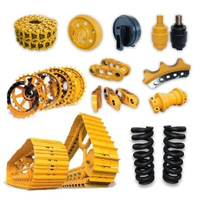 DH180, DAEWOO Excavator Undercarriage Parts - TradeAsia Global