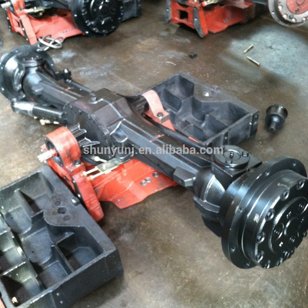 Tractor Front Axle Parts : Jinma tractor parts front drive axle dongfeng