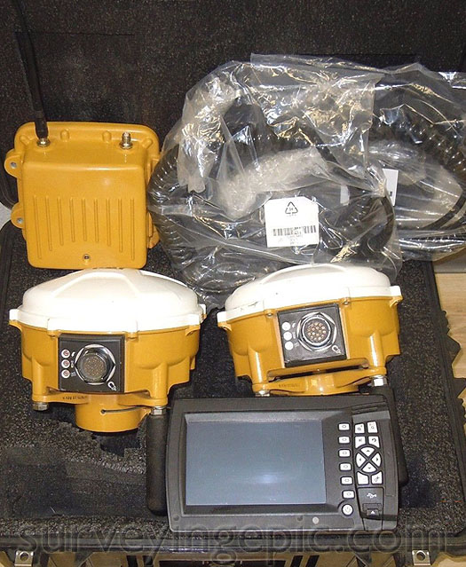 Trimble GCS900 MS992 CB460 3D Automatics Machine Control dual GPS Glonass SNR 920