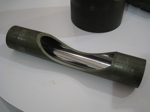En precision steel tube seamless cold