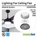 Lighting For Ceiling Fan (Module System-OEM/ODM)