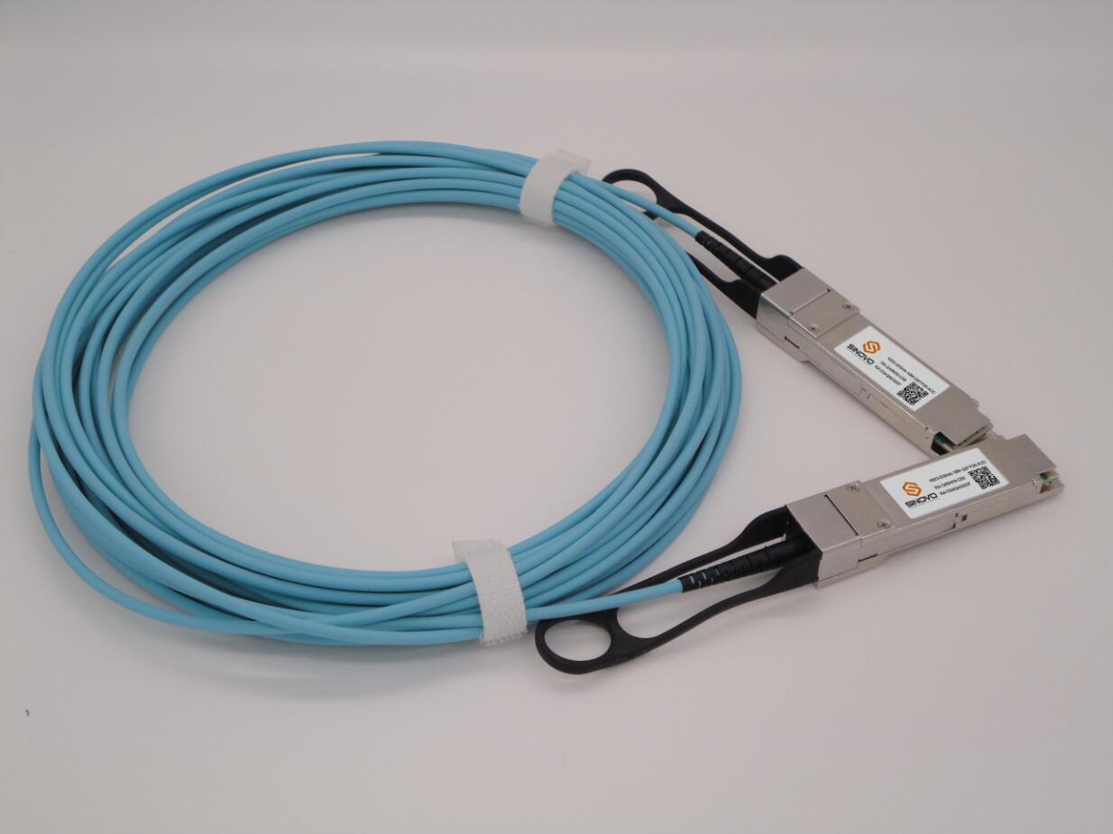 100G QSFP28 2X50G Dac Cable
