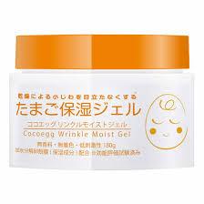 Egg moisturizing gel
