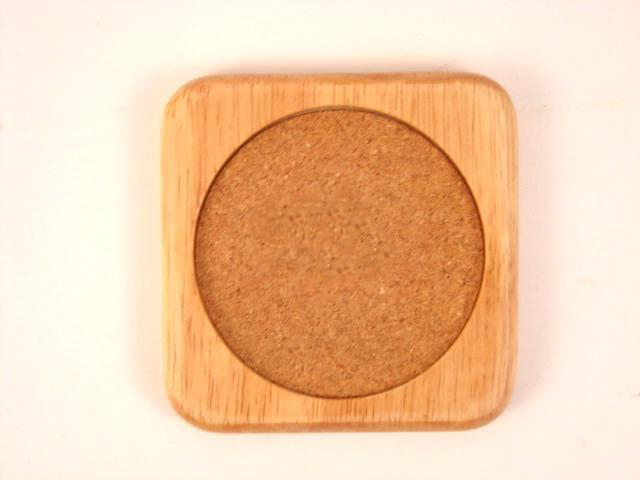 Wooden Cup pad