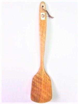 Wooden spatula