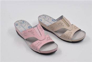 13c2656c2f9 China wholesale ladies sandals leather oxford high-heeled ladies slides slippers  shoes