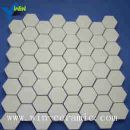 Hexagon Alumina Ceramic Lining Sheet