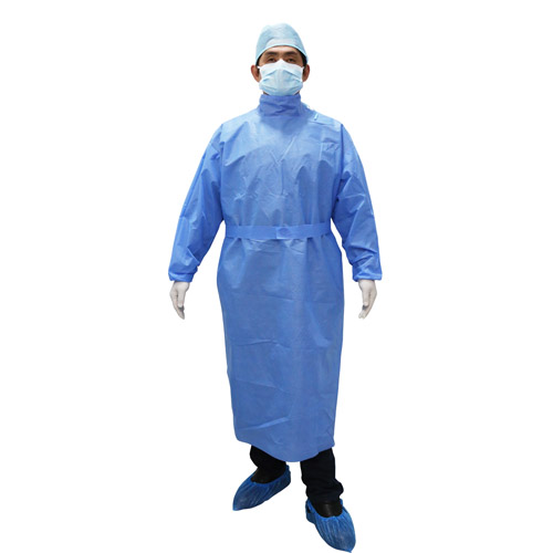 Disposable Isolation Gowns (SMS)
