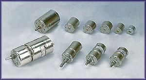 DC micro gear motor & motor