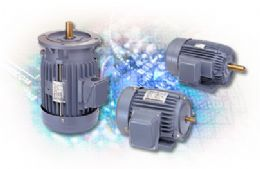 AC induction IEC Motors