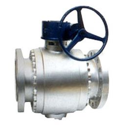 3PC Forged Steel Trunnion Ball Valves
